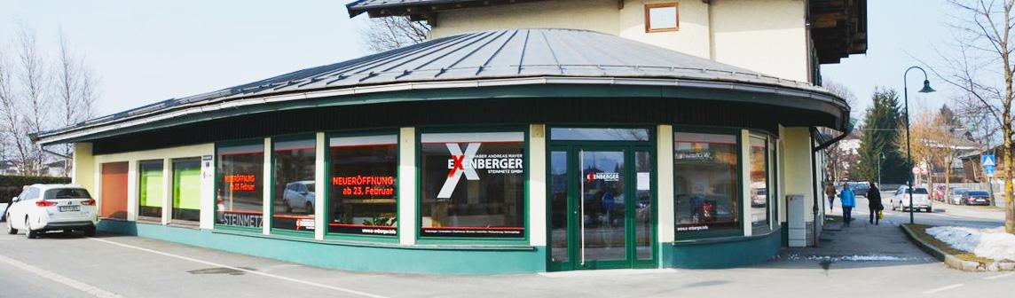 Steinmetz Exenberger St. Johann in Tirol
